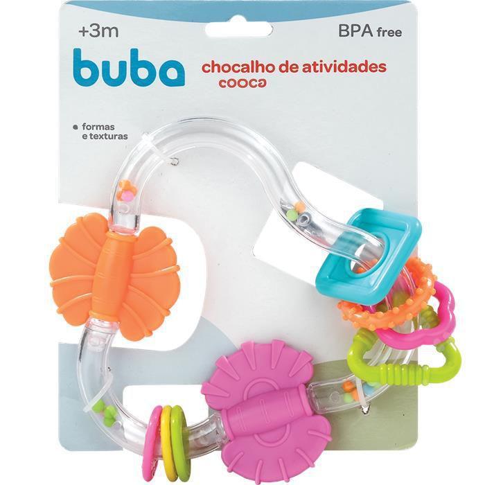 Chocalho de Atividades - Buba