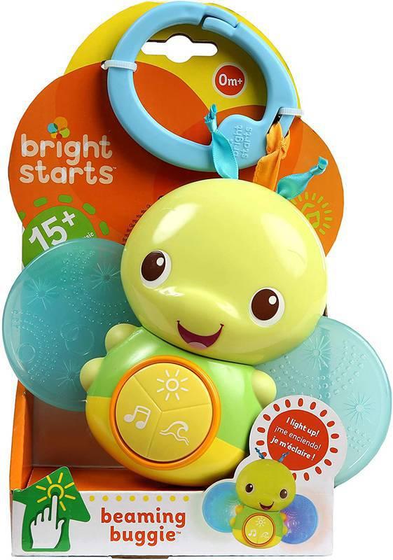 Chocalho de Pendurar Beaming Buggie Take Along Toy