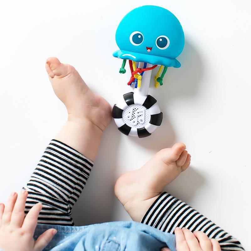 Chocalho Musical Oceano Brilhante - Baby Einstein
