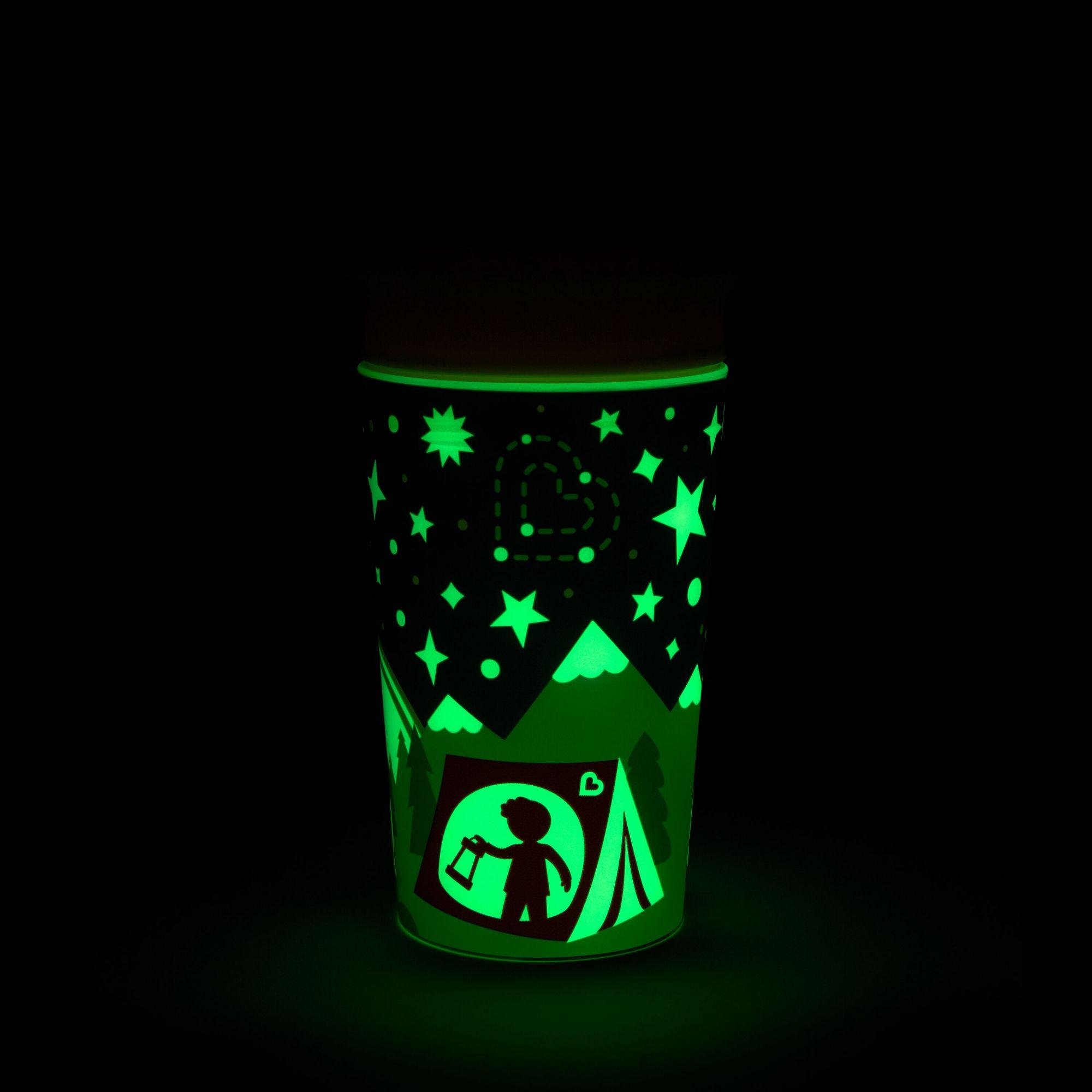 Copo Grande 360 Glow Acampamento - Munchkin