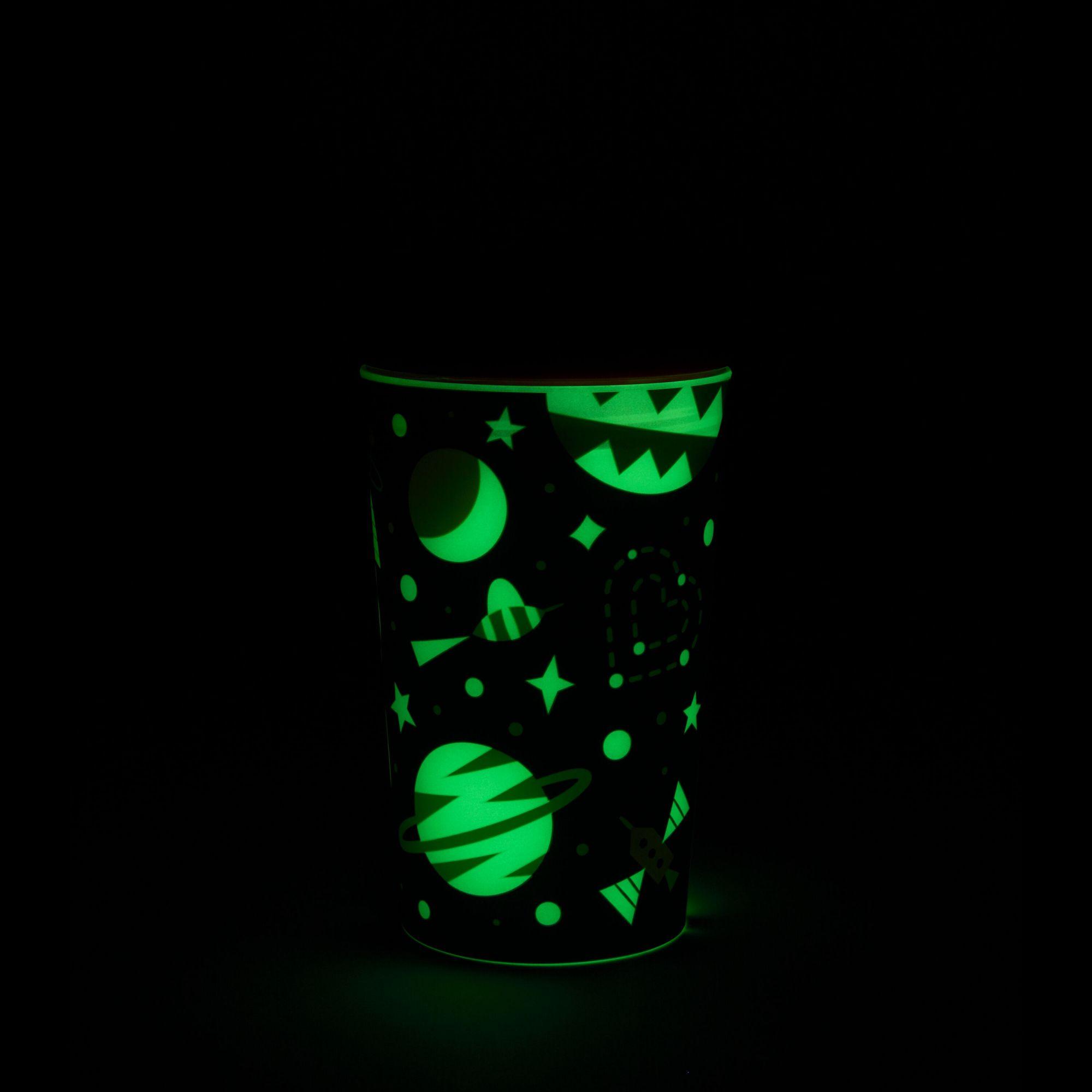 Copo Grande 360 Glow Astronauta