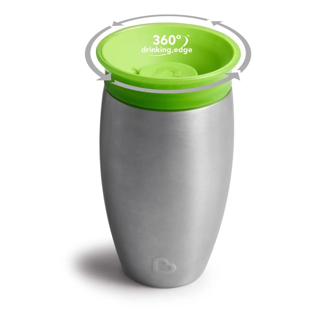 Copo Térmico Inox 360 Verde