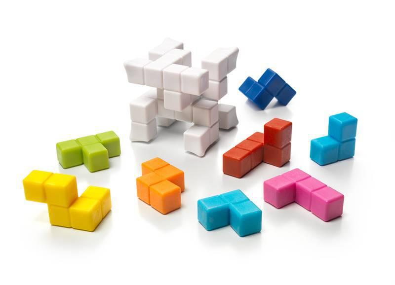 Cubo Mágico Plug & Play Puzzler