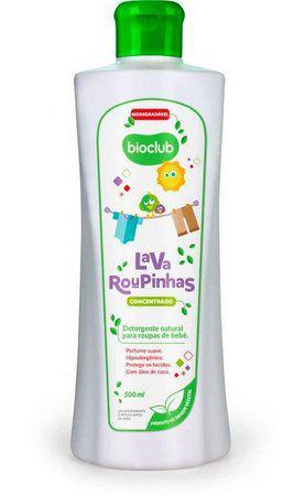 Detergente Líquido do Lava Roupas - Bioclub