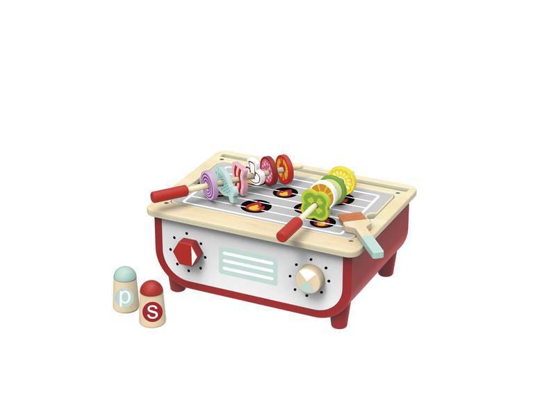 Fogão e Churrasqueira - Tooky Toys