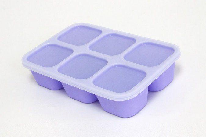 Forma para congelar alimento em silicone - Baleia
