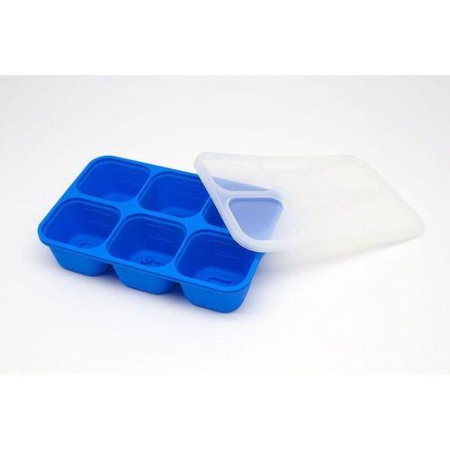 Forma para congelar alimento em silicone - Hipopótamo
