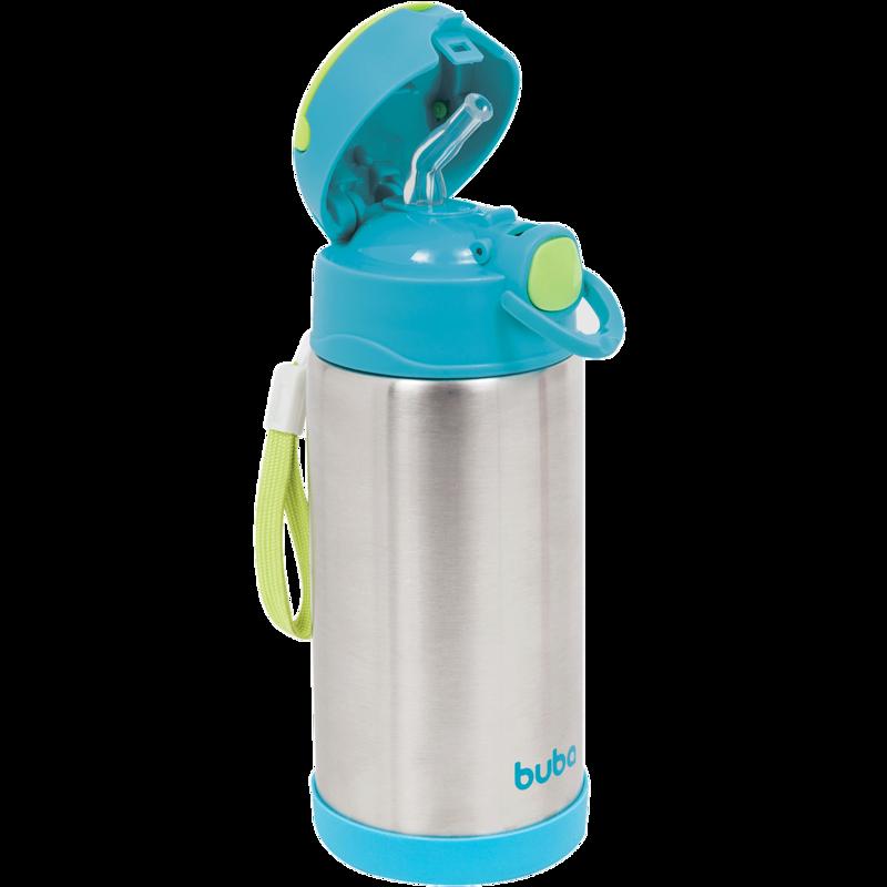 Garrafa Térmica Azul - Buba