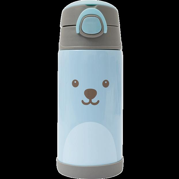 Garrafa Térmica Gumy Azul - Buba