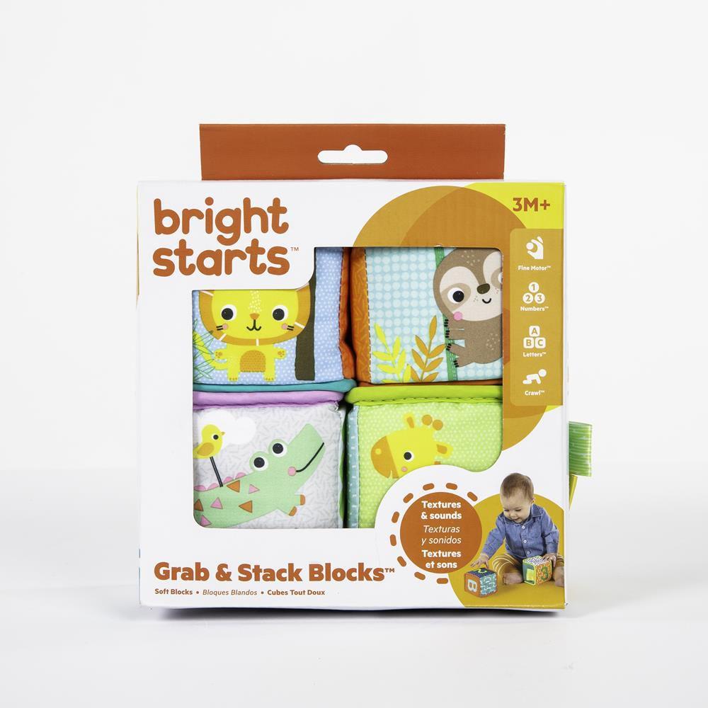 GRAB & STACK BLOCKS