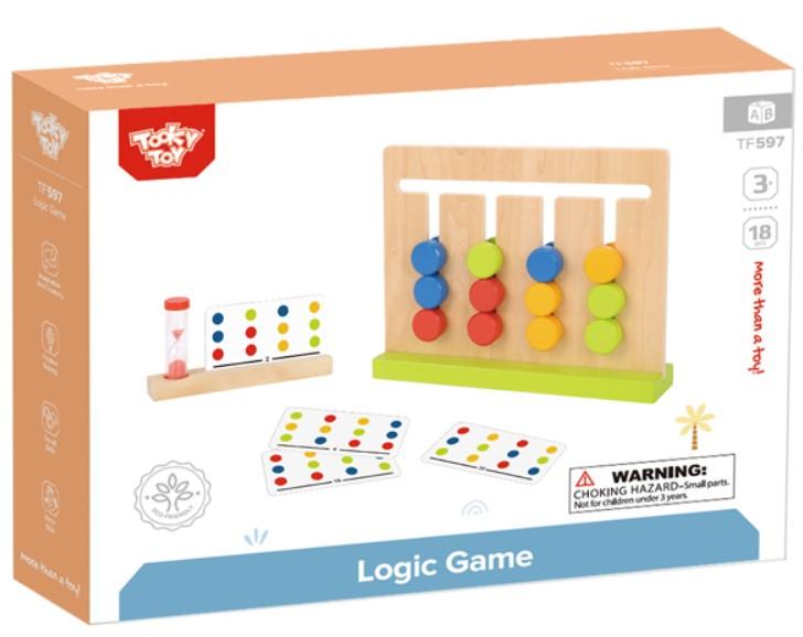 Jogo de Lógica