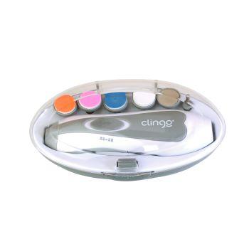 Kit Manicure Elétrico - Clingo