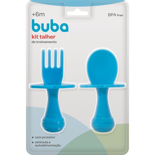 Kit Talher com escudo Azul - Buba