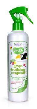 Limpeza de Frutas e Vegetais 300ml - Bioclub