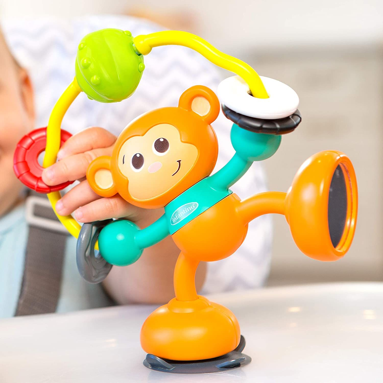 Macaco com Sucção na Base - Infantino