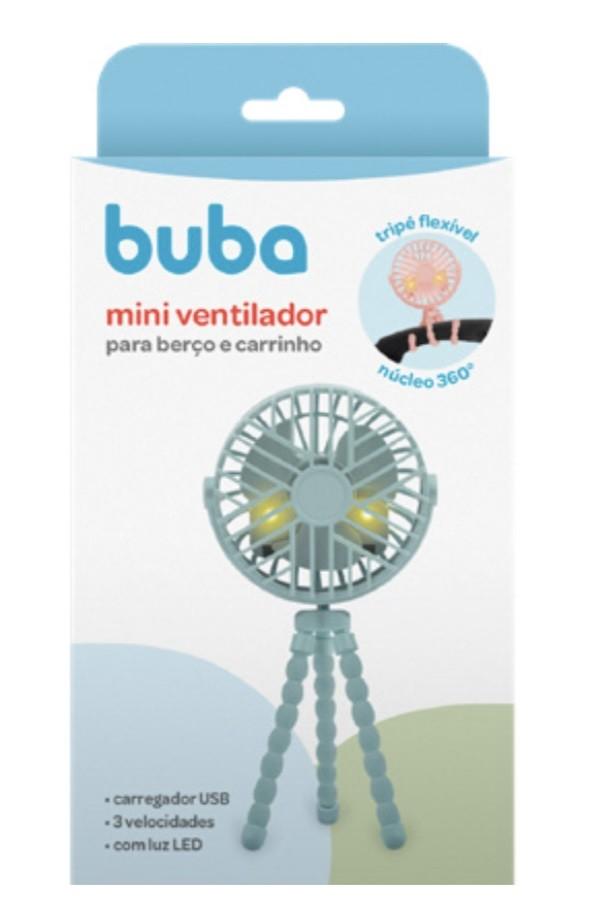 Mini Ventilador Rosa - Buba