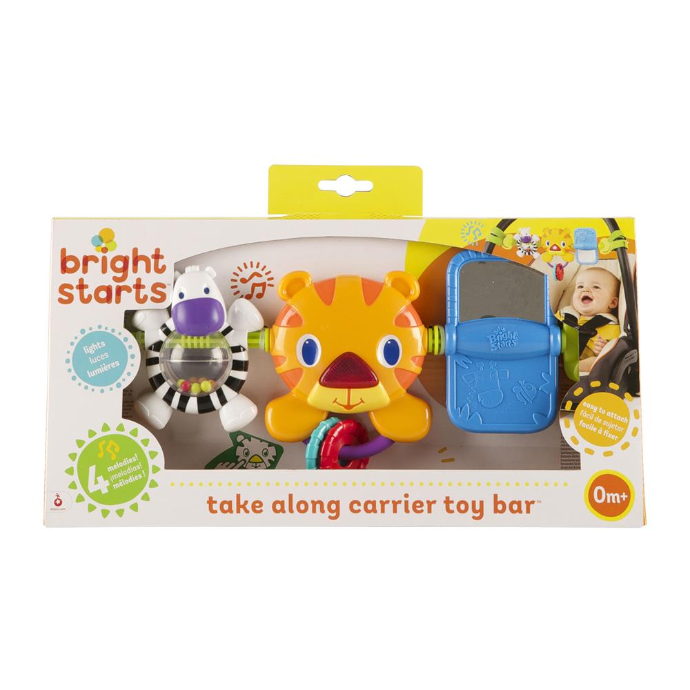 Mobile Take Along Carrier Leão - Bright Starts