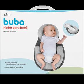 Ninho Redutor de berço para Bebe - Buba