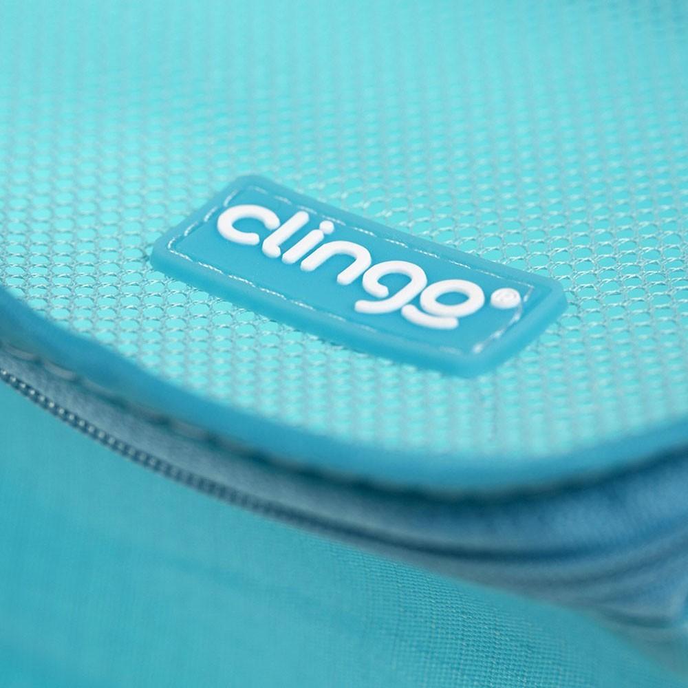 Organizador de Mala de Viagem Azul - Clingo