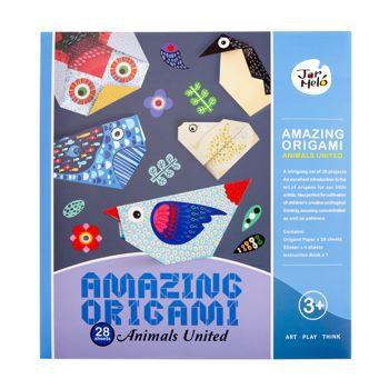 Origami Animais - Jar Melo