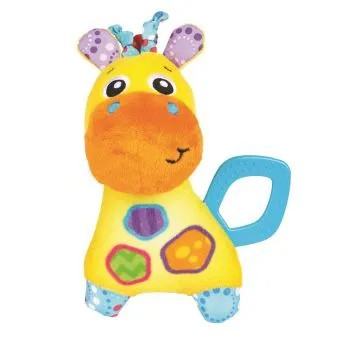 Pelúcia Girafa Jerry - Playgro