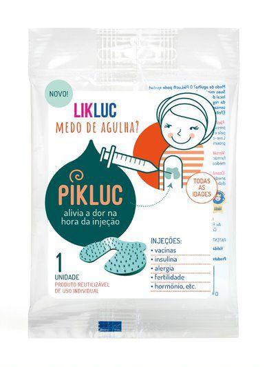 Pikluc - Alivia a dor da injeção