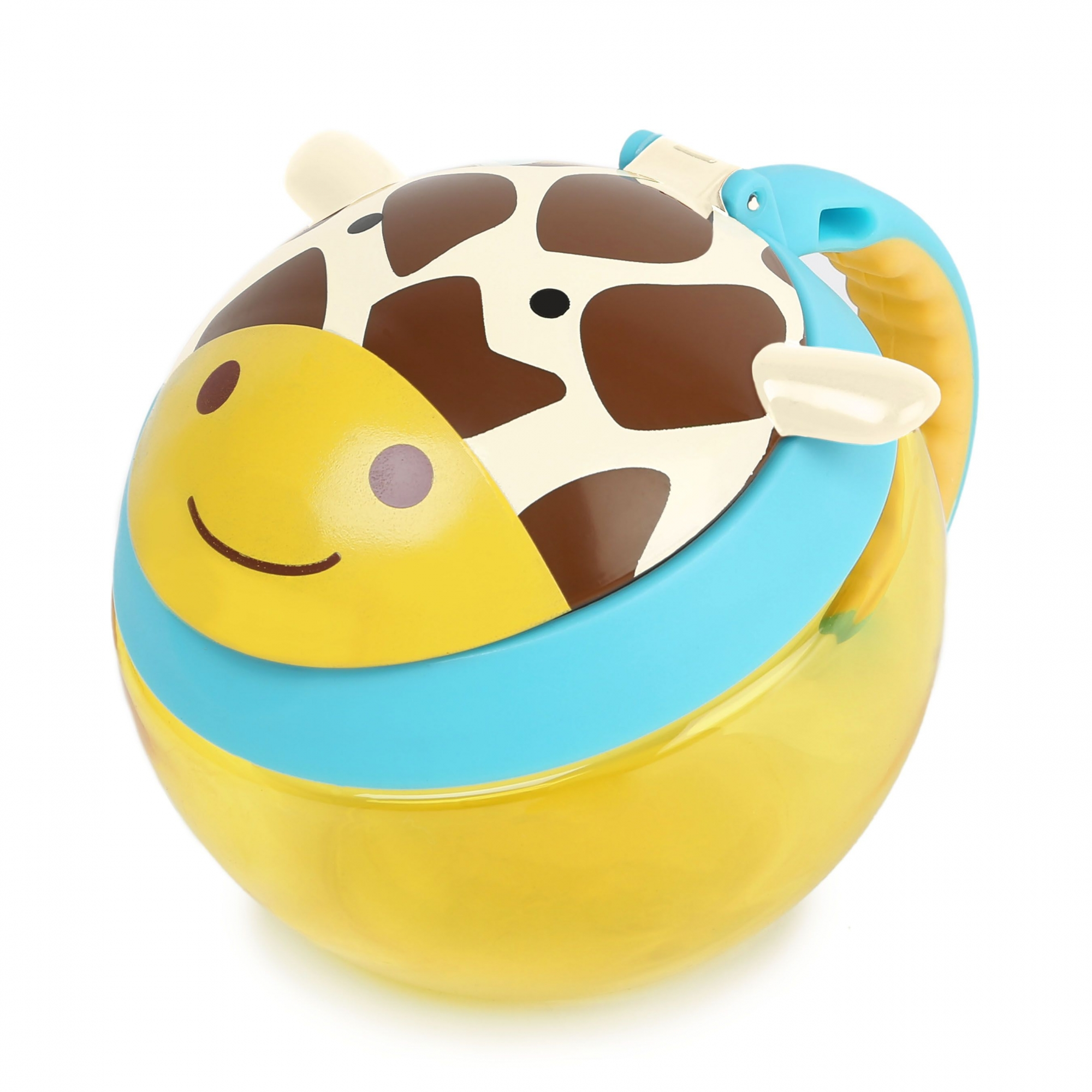 Porta Snack Zoo Girafa - Skip Hop