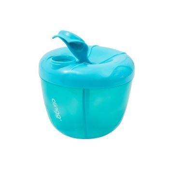 Pote Dosador de Leite em Pó Azul - Clingo