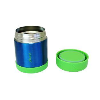 Pote Térmico Inox Azul/Verde - Clingo