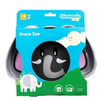 Prato Zoo Elefante