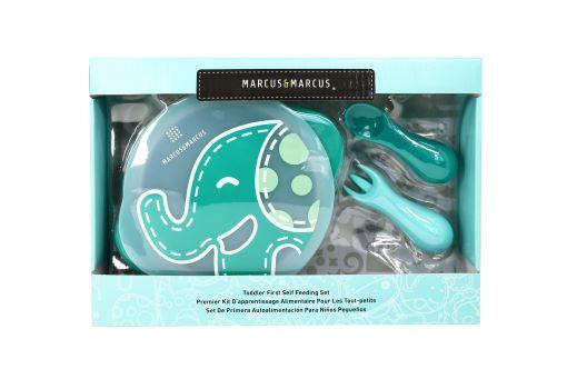 Primeiro Kit para Treinamento Elefante - Marcus & Marcus