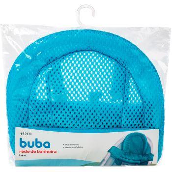 Rede de Banho Azul - Buba