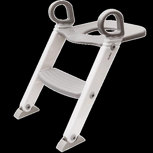 Redutor de Assento com Escada Cinza - Buba