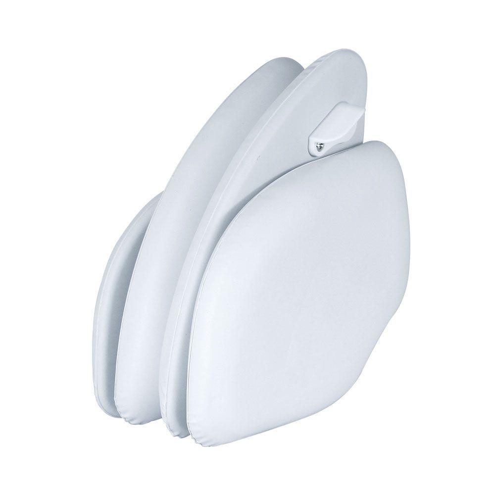 Redutor de Assento Sanitário Portátil Branco - Clingo