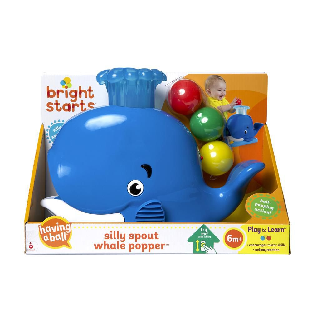 SILLY SPOUT WHALE POPPER