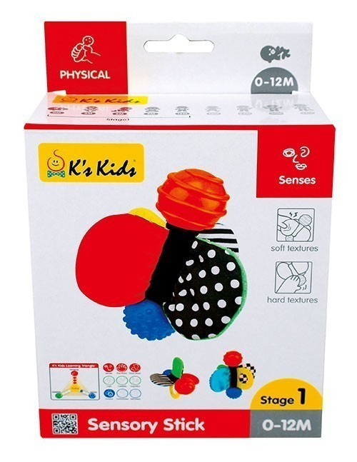 Stick Sensorial - K´s Kids