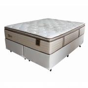 Conjunto Box Sealy Austin Hard Queen Size - 1,58 X 1,98