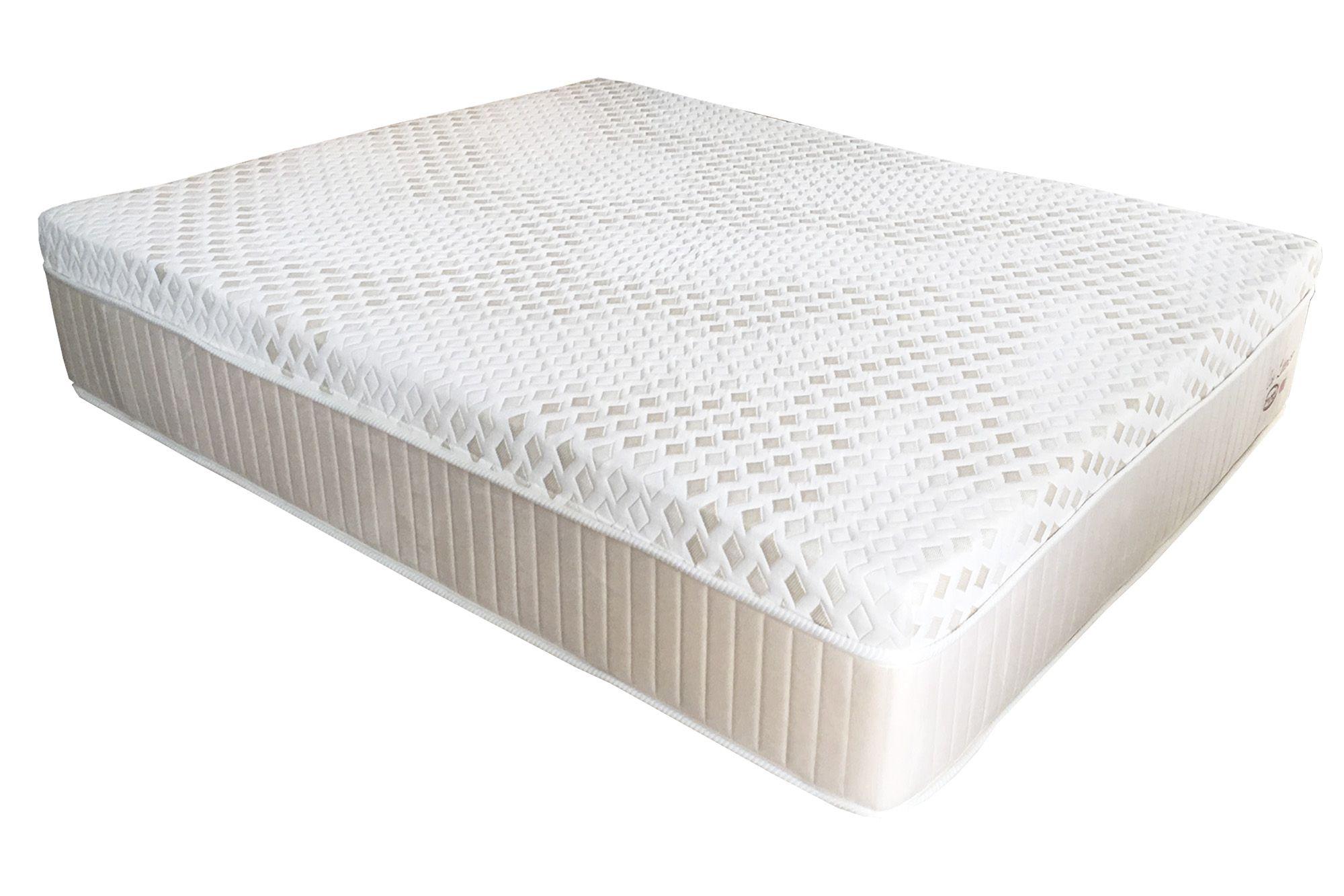 Colchão de Látex Englander Eco Látex Queen Size 1,58 x 1,98 com 30 cm de altura e conforto firme