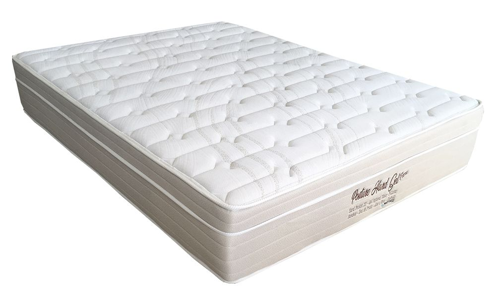 Colchão de Molas Ensacadas Mattress One Posture Hard Gel Queen Size 1,58 x 1,98 - 32cm - Firme