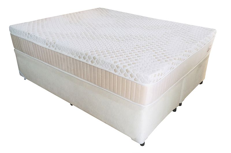 Conjunto Box Englander Eco Látex King Size 1,93x2,03 - 30cm - Firme