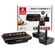 Atari Flashback 8 Classic Game com 105 Jogos Retrô Colecionável Console