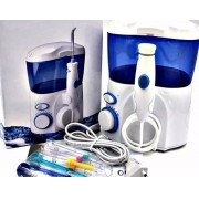Irrigador Oral Profissional Oraljet Limpeza Profunda 9 Bicos OJ 1000 - 110v
