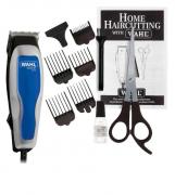 Máquina De Corte Wahl Clipper Home Cut Basic 220v 14 Pçs