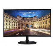 Monitor Samsung 24 Polegadas Full Hd Curvo Curve HDMIGaming