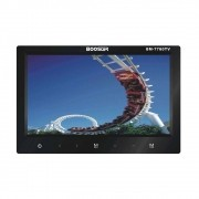 Tela De 7.0 Booster Bm-7780tv Com USB-sd-a.v-tv Digital - Preto