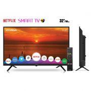 "Tv 32"" Hyundai Smart Digital Led/Hdmi/Usb Wifi Netflix e Youtube"