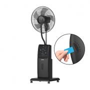 Ventilador Com Umidificador Anti-mosquitos Quanta 220v