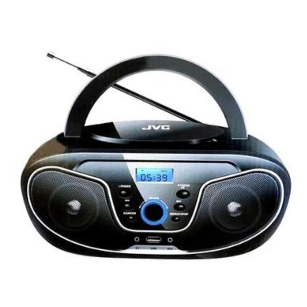 Boombox Rádio Portátil Bluetooth JVC Promoção