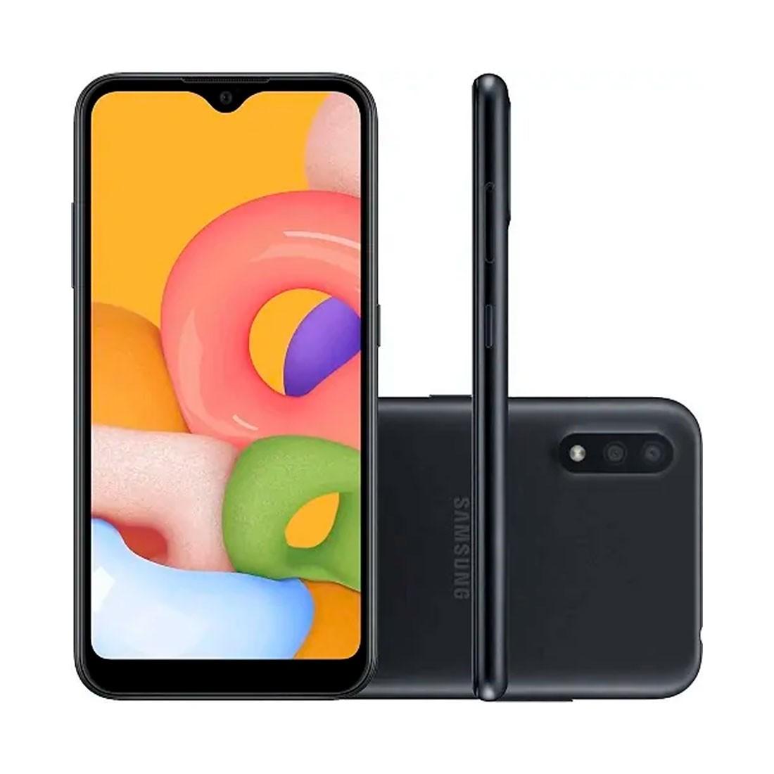 Celular Samsung Galaxy A01 Core SM-A013M Dual Chip 16GB 4G - Samsung