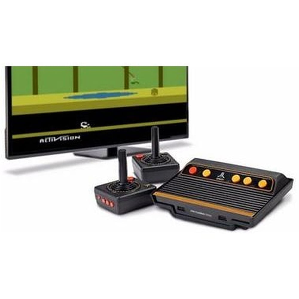 Console Atari Gamer  Flashback 8 Classic Game com 105 Jogos Oferta